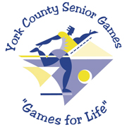 York Senior Games logo 180