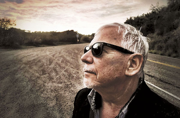 Eric Burdon sunset